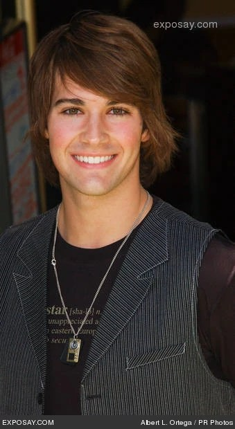 James Maslow - iCarly Wiki