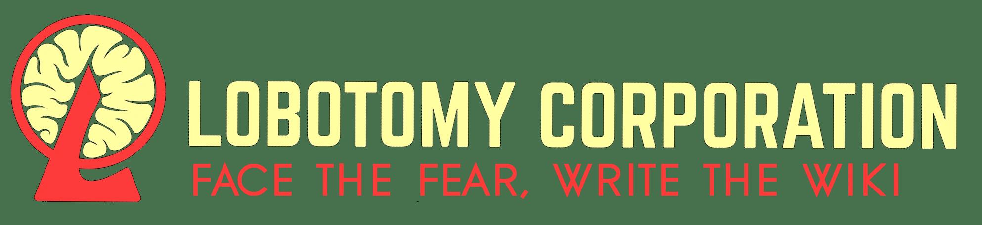 Lobotomy Corp Wiki