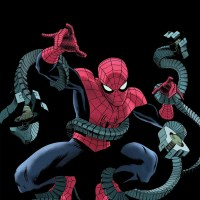 Up in tentacled arms about The Amazing Spider-Man #699