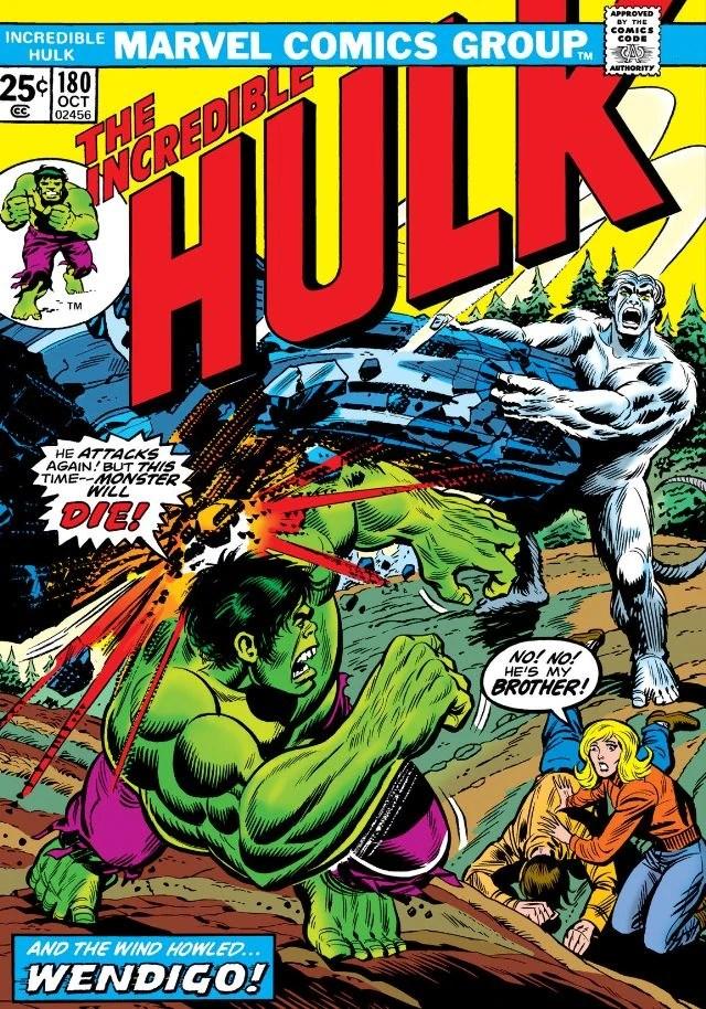 Incredible Hulk #180