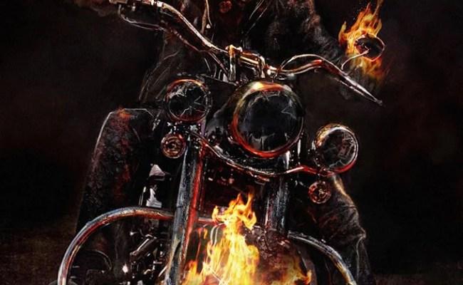 Marvel Concept Art Ghost Rider Ryan L Facey