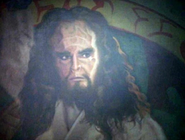 Klingon and hair metal?