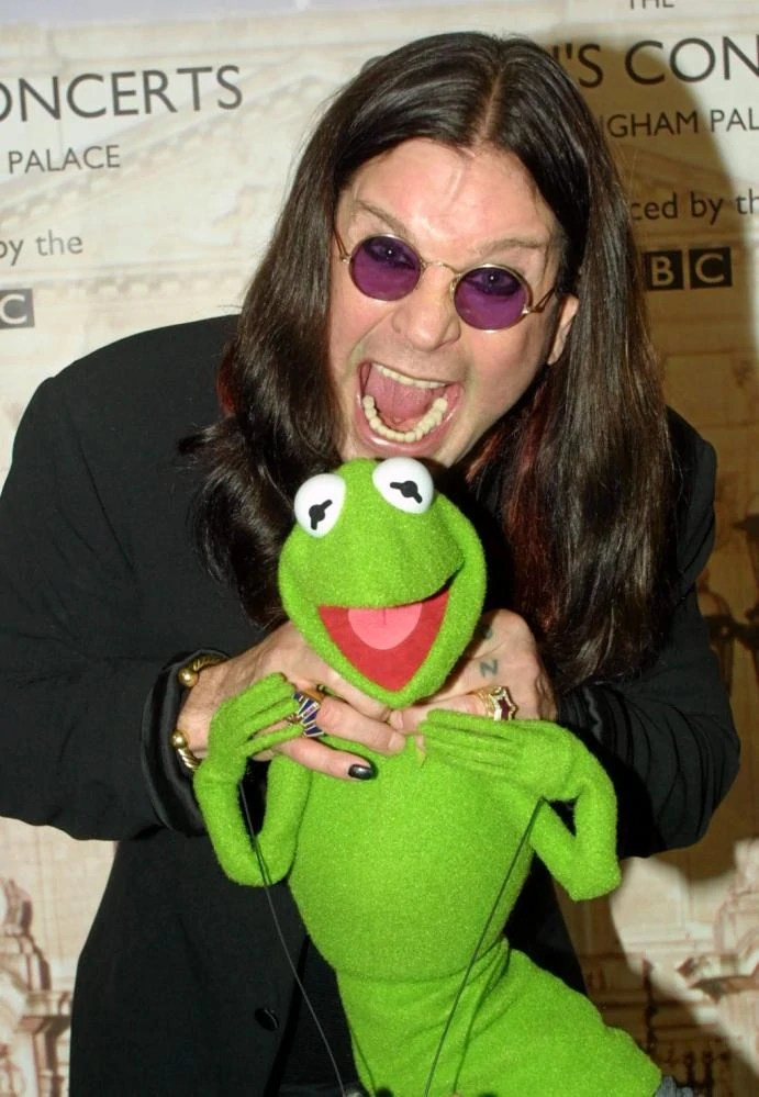 Ozzy & Kermit on Tour