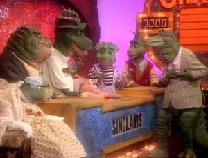 Juric Park Dinosaurs Mash Up