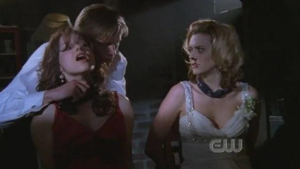 Peyton and Brooke held hostage