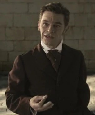 Adam Worth, AKA Doctor Jekyll, from Sanctuary