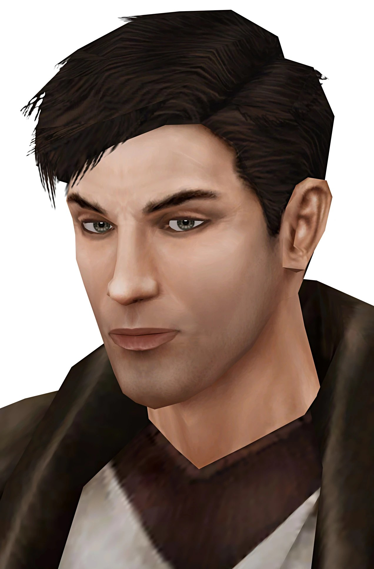 Atton Rand from Knights of the Old Republic 2