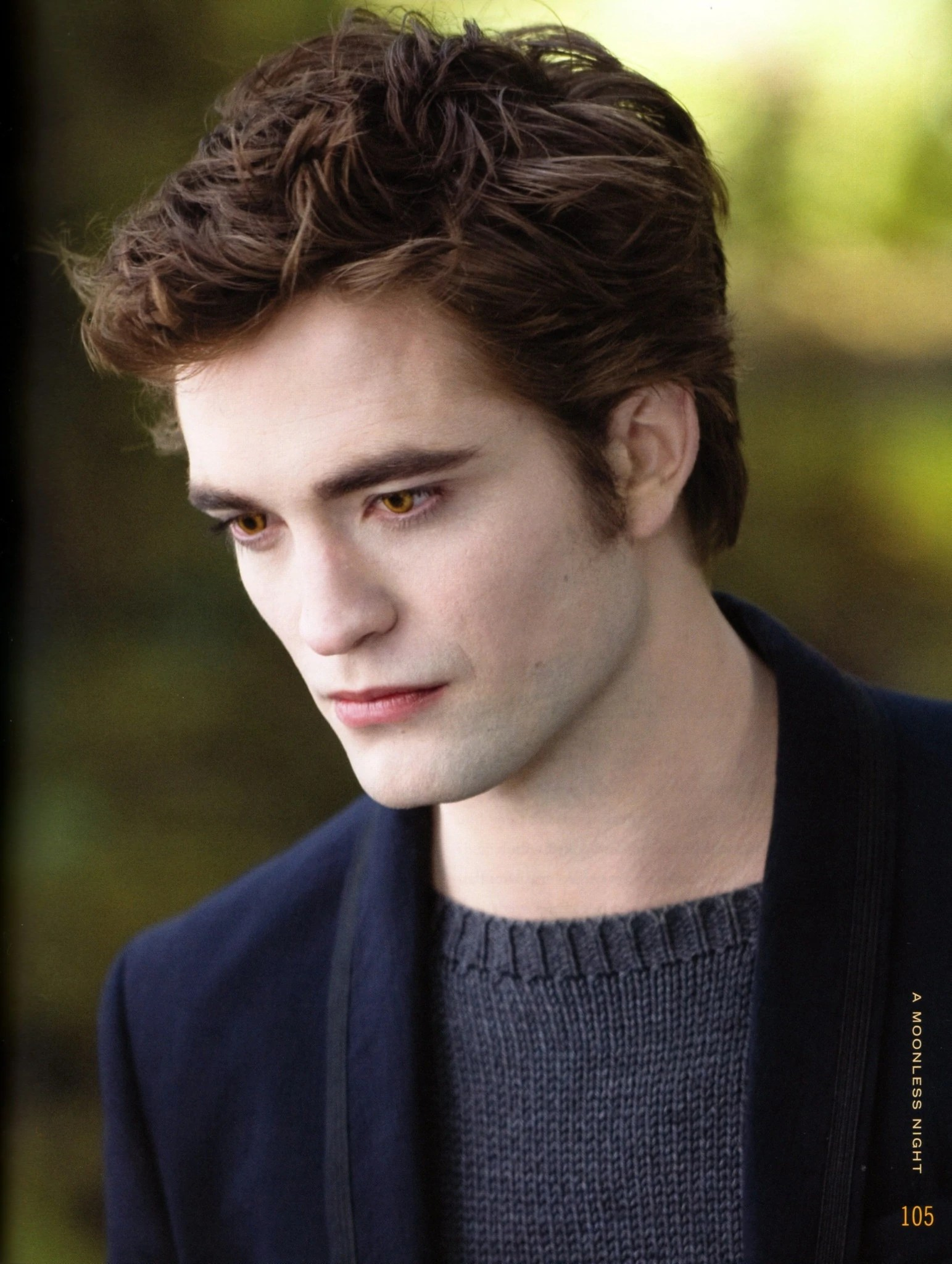 Edward Cullen delira