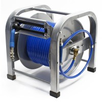 Automatic Hose Reel for Compressed Air 30 Meter 12bar 1/4 ...