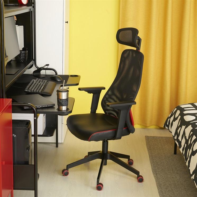 Comfort, funzionalità e stile in un'unica sedia. Ikea Lancia La Sua Prima Linea Dedicata Al Gaming Wired