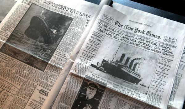 Titanic la bufala di Loraine Allison  Wired
