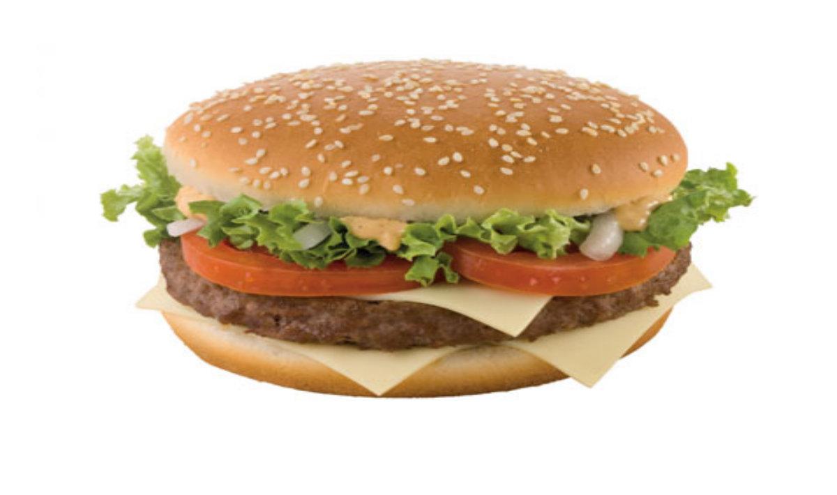Quante calorie hanno i panini da fastfood  Wired
