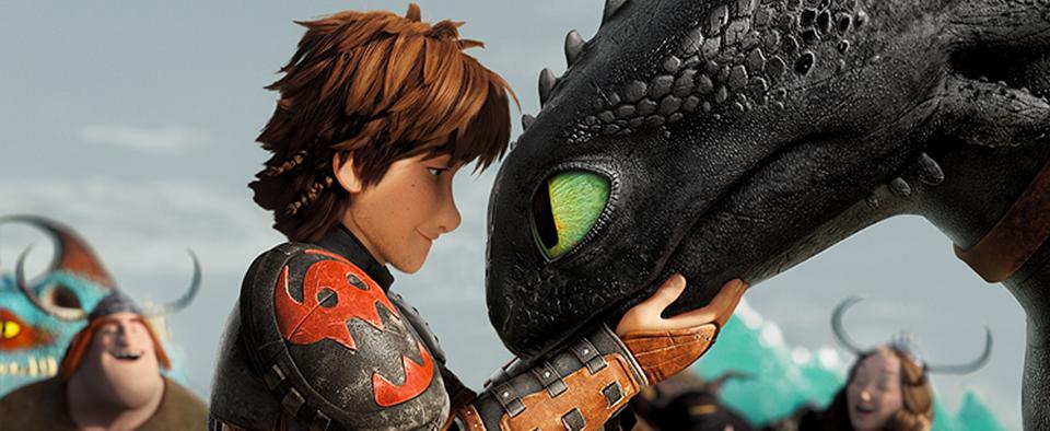 Dragon Trainer 2 lanimazione che rompe le convenzioni