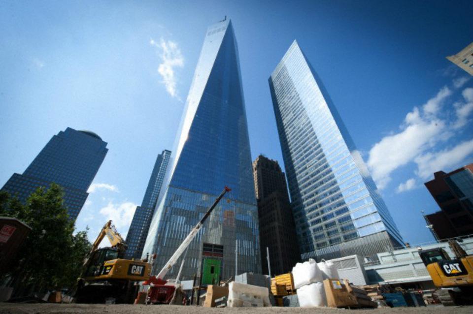 Il World Trade Center oggi a 13 anni dall11 settembre  Wired