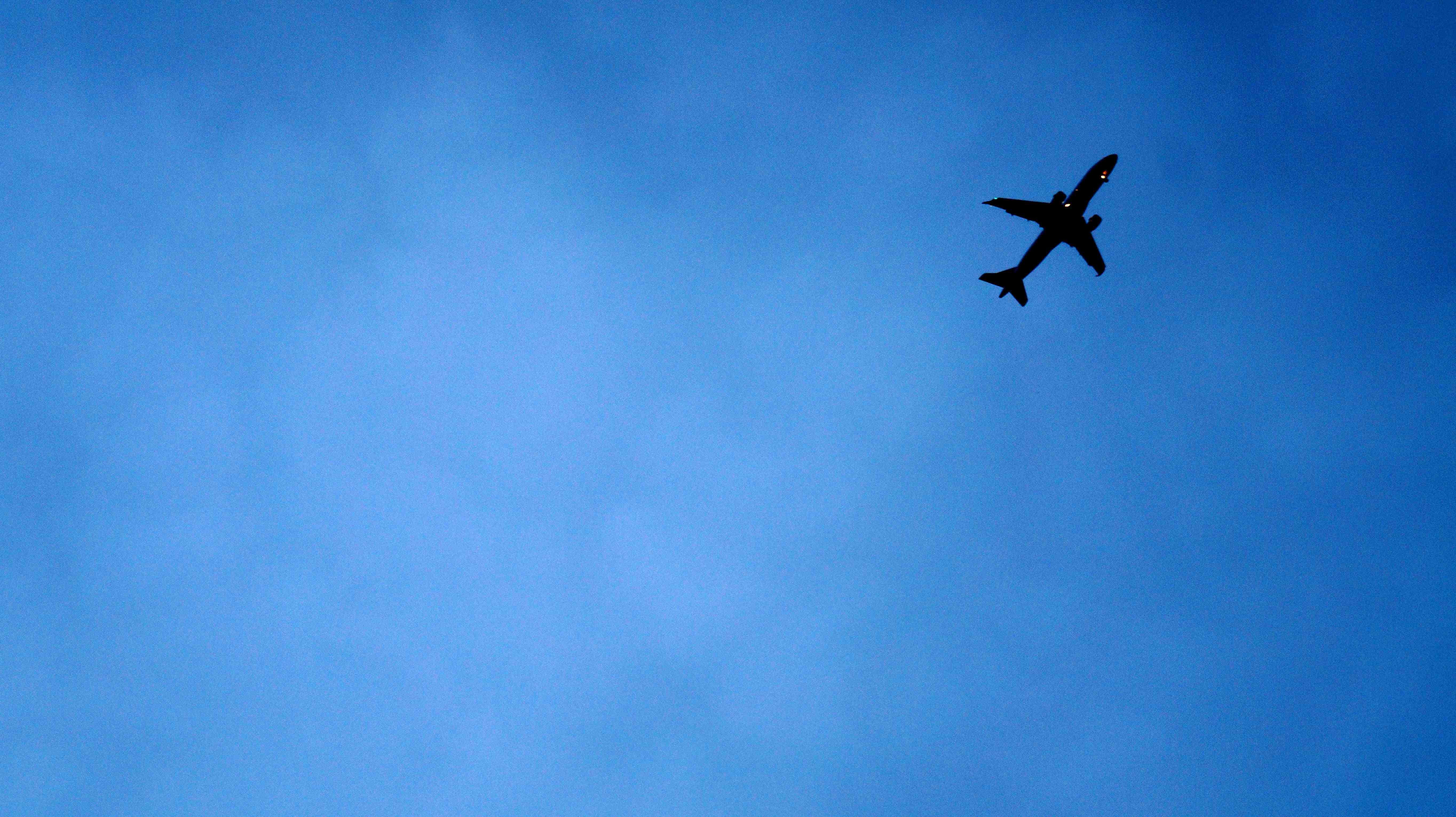 Linsostenibile arretratezza dei voli  Wired