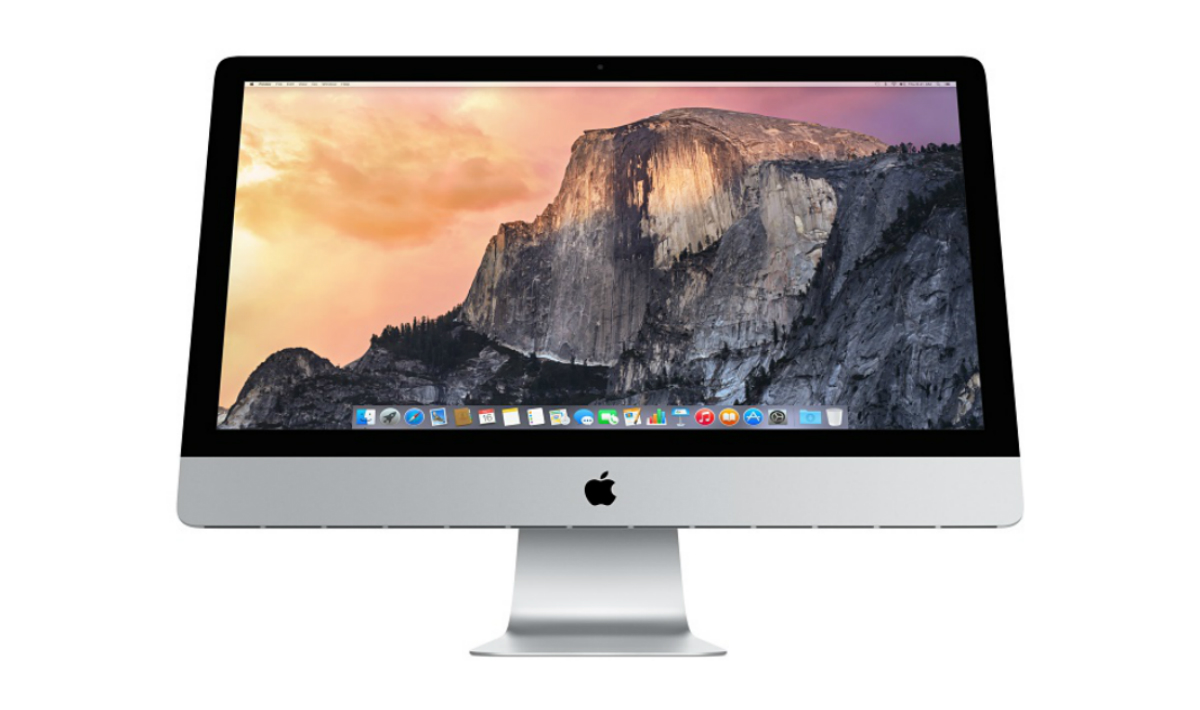 Apple tutto su iMac con Retina 5K display e nuovo Mac
