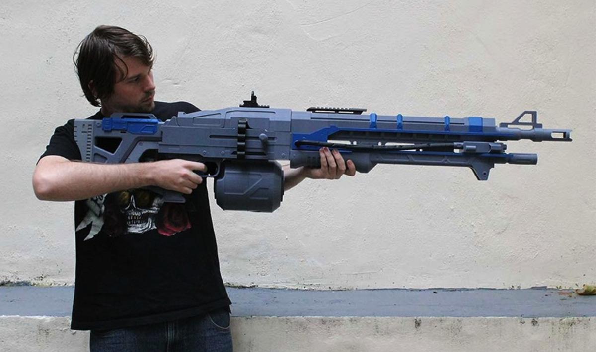 20 Armi Di Videogiochi Da Comprare O Stampare In 3D Wired