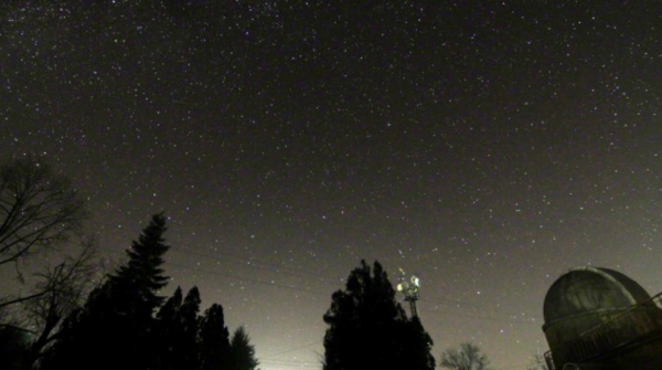 Le Gemini viste dalla Bulgaria,