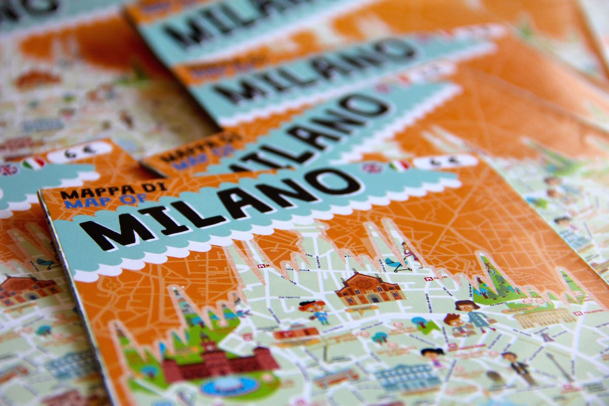 ItalyForKids le mappe disegnate per i bambini  Wired