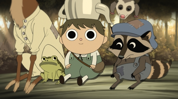 Gravity Falls All Characters Wallpaper Tra Miyazaki E Adventure Time Arriva Over The Garden Wall