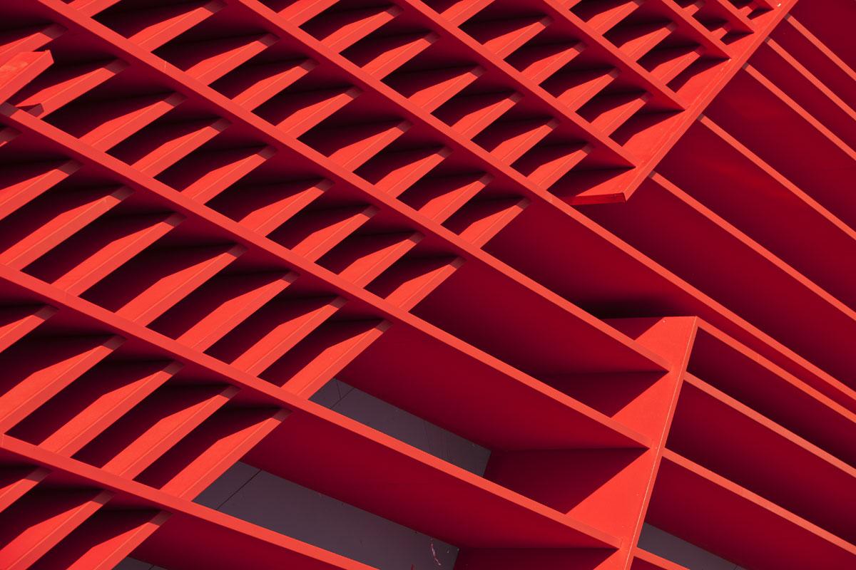 Libeskind il colore  innovazione  Wired