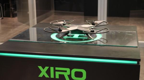 Il quadricottero Xiro