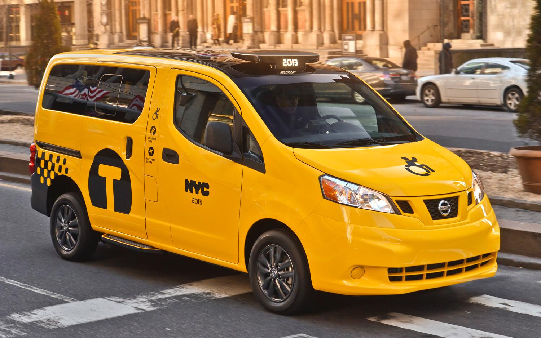 I nuovi taxi di New York sono Nissan  Wired
