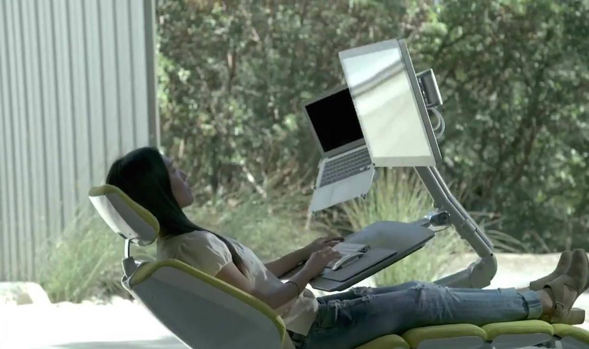 Altwork la postazione di lavoro universale  Wired