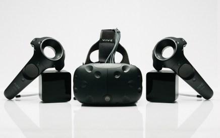 htc vive - kit per la realtà virtuale