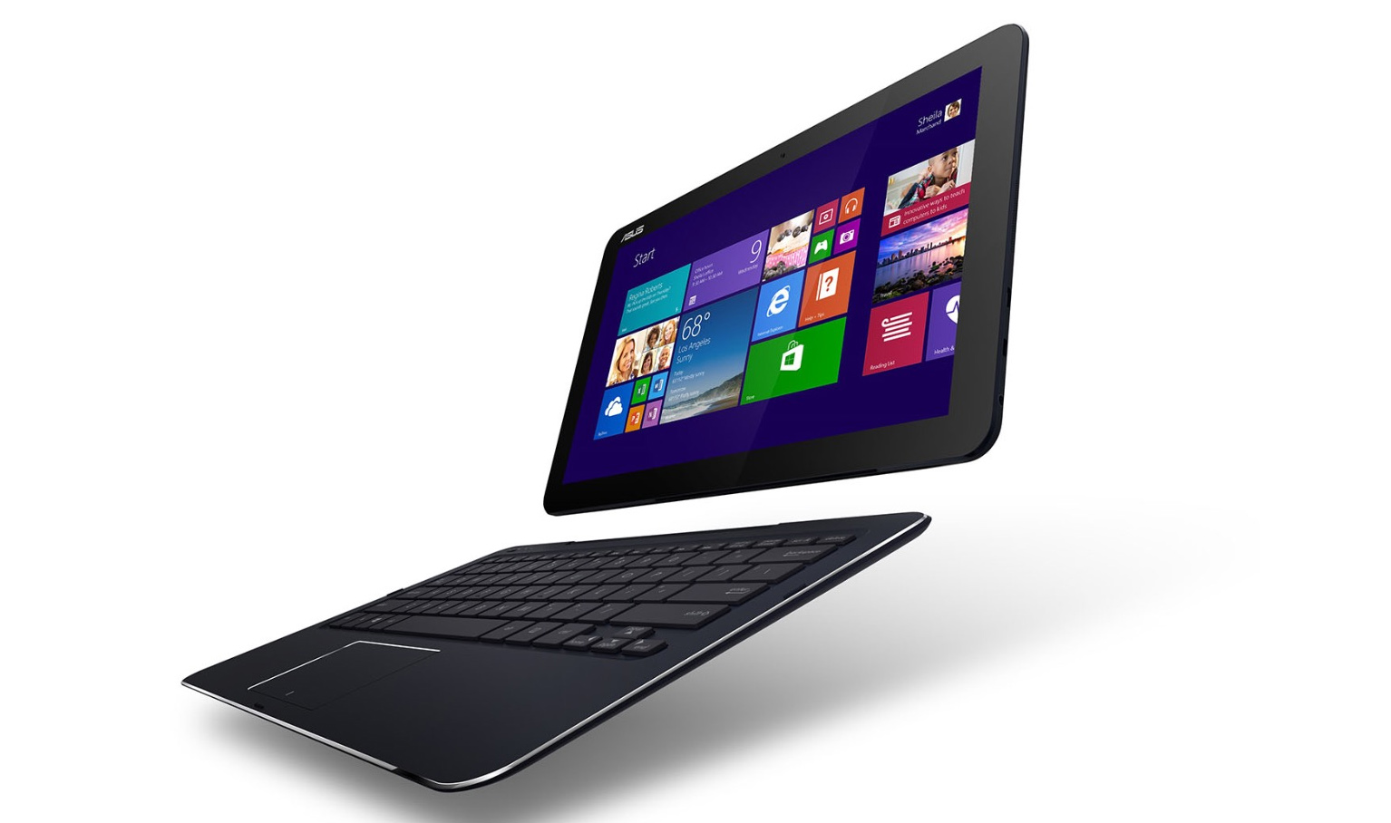 I migliori tablet 2in1  Wired