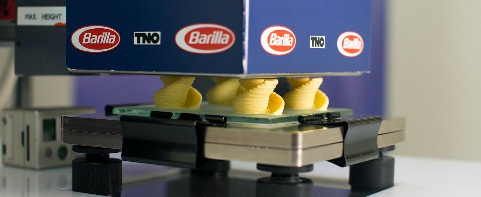 Barilla presenta la pasta stampata in 3D  Wired