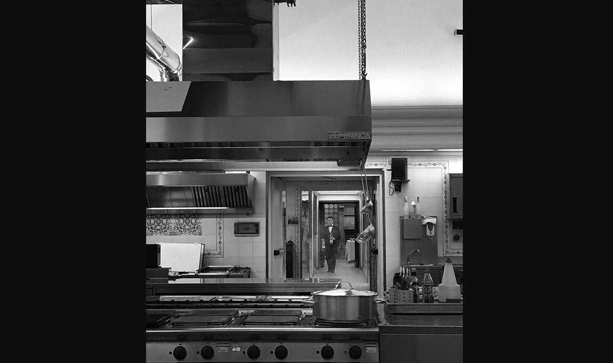 Cucina Quirinale