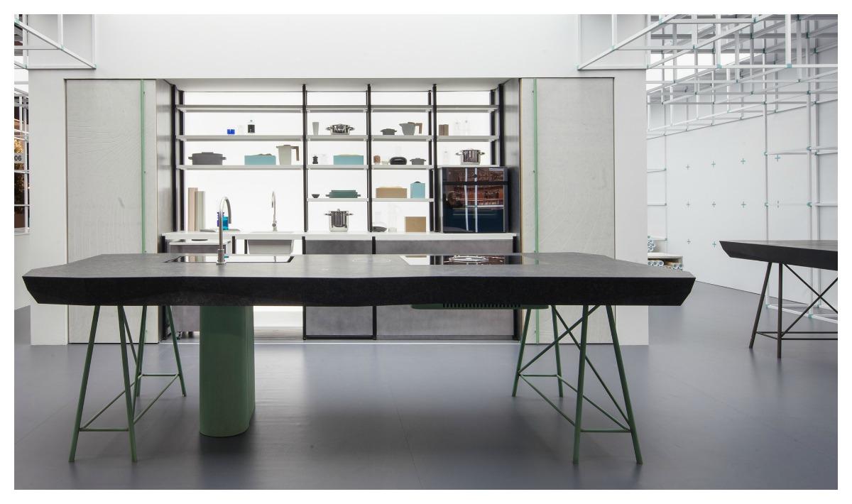 Tulr il tavolo tecnologico da cucina  Wired