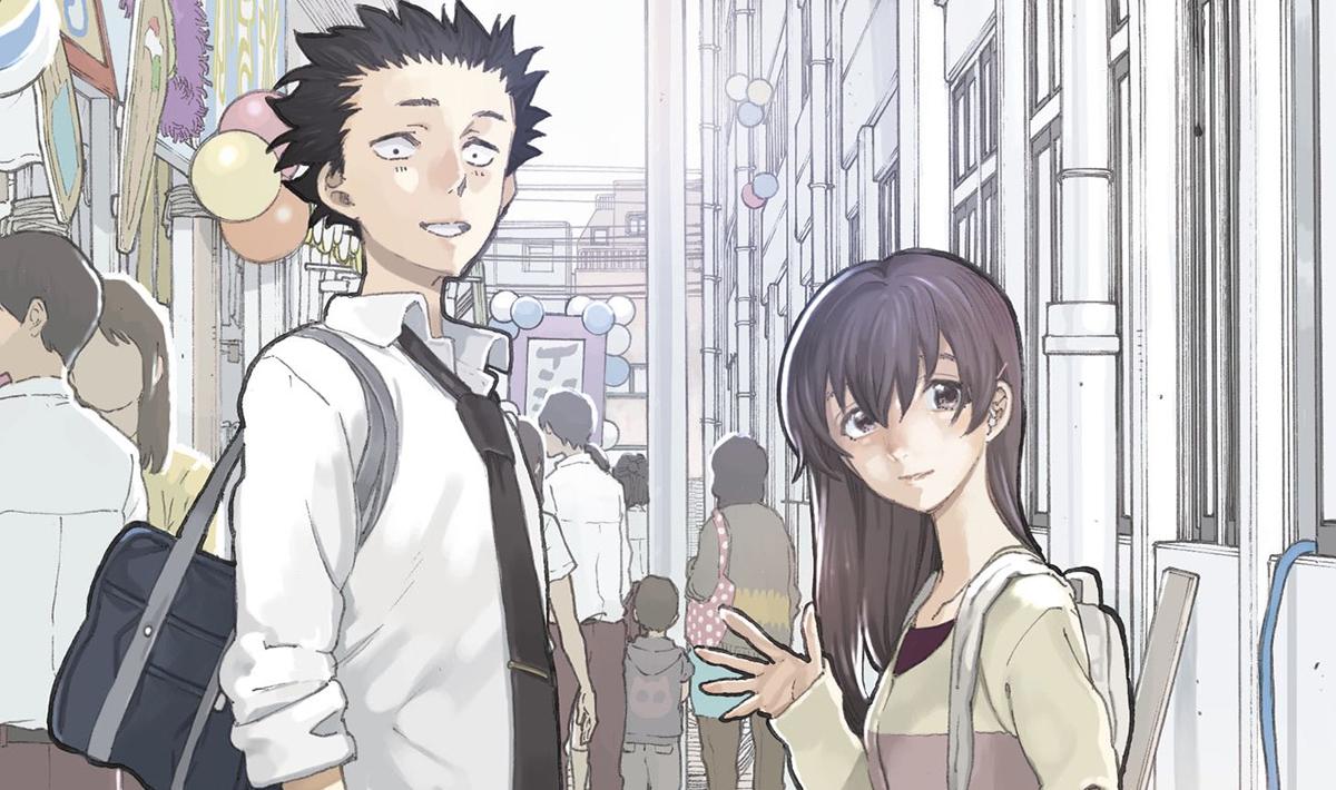 A Silent Voice un manga di successo sul bullismo  Wired