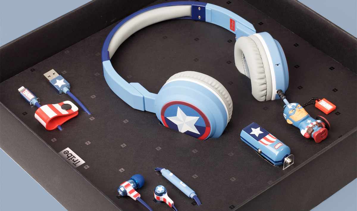 Gli accessori da viaggio Marvel e DC Comics  Wired