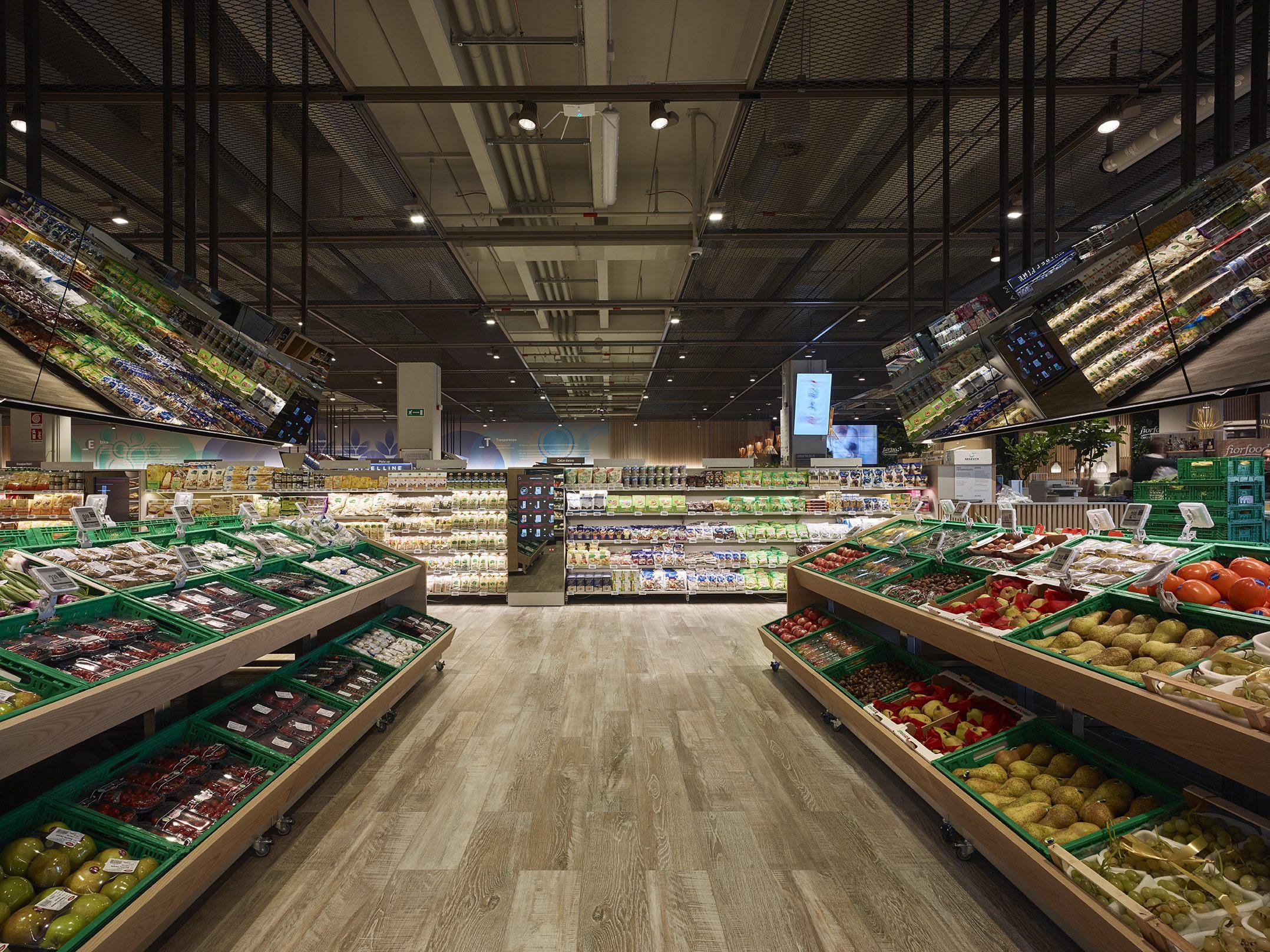 Coop ha inaugurato a Milano il supermercato del futuro  Wired