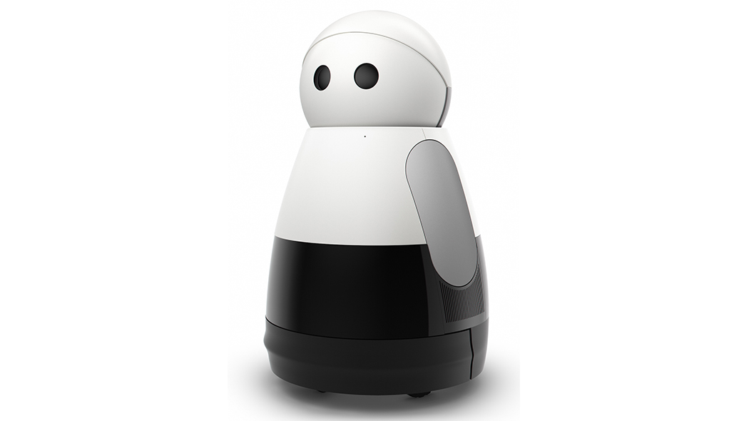 Kuri Il Maggiordomo Robot Wired