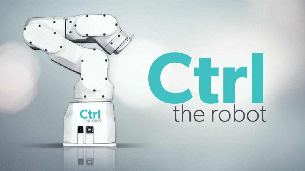CTRL il braccio robotico da scrivania  Wired