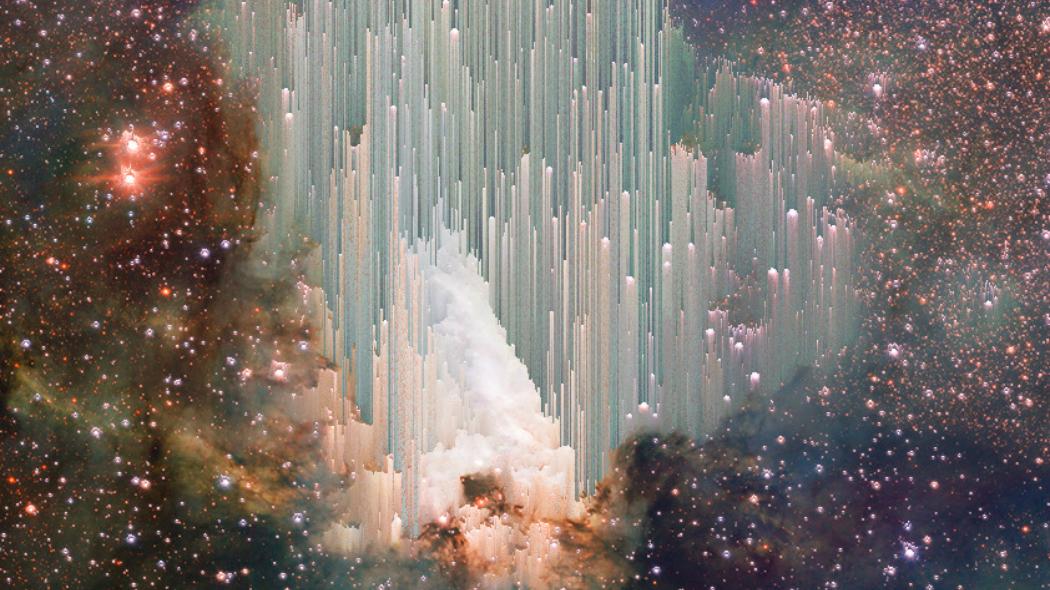 I cancelli del paradiso ripresi dal telescopio Hubble