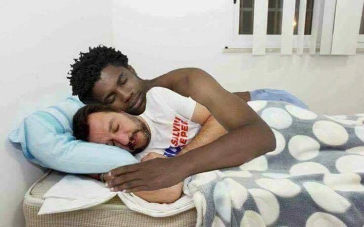 Matteo Salvini che dorme i meme migliori  Wired