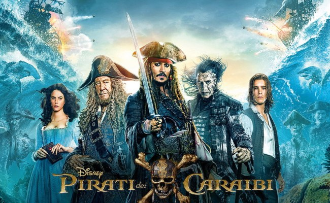 Pirati Dei Caraibi Il Produttore Bruckheimer Vuole Un
