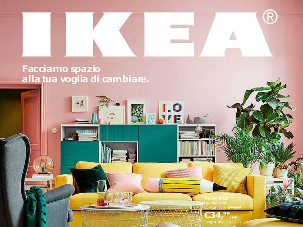 Cosa Ci Racconta Il Catalogo Ikea 2018 Unanalisi Laterale
