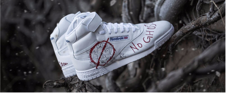 Queste sneaker Reebok sono dedicate a Stranger Things e a Ghostbusters  Wired
