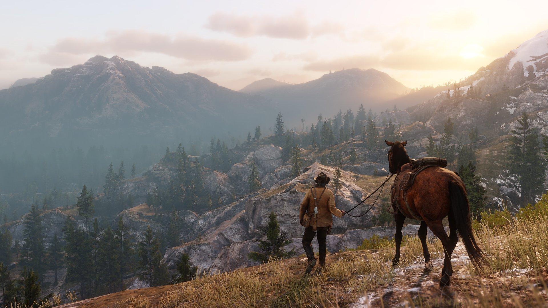 Red Dead Redemption 2 Sempre Pi In Ritardo Ma Ci Sono