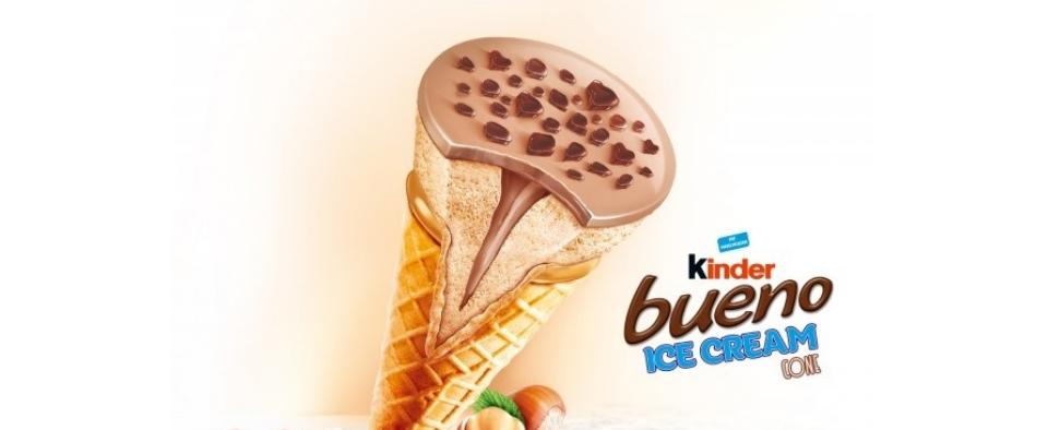Il gelato Kinder Bueno  realt  Wired