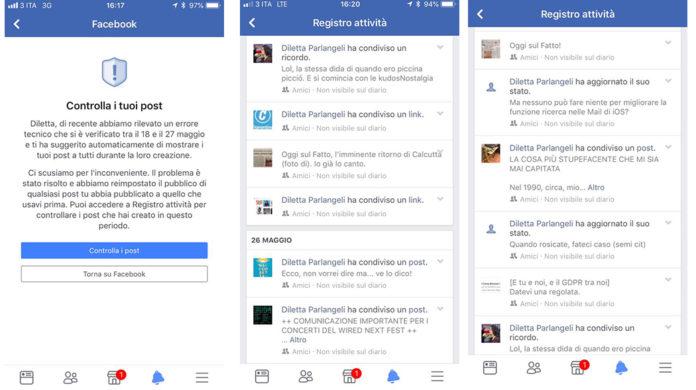 Perché Facebook sta chiedendo ad alcuni utenti di controllare i post - Wired