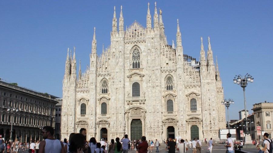 Il Duomo di Milano (Pixabay)