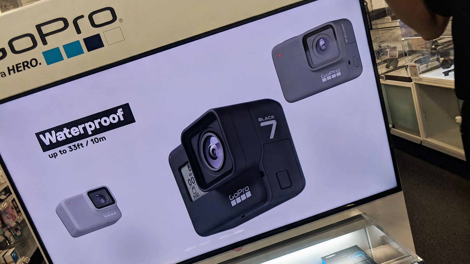 GoPro sta per lanciare una nuova action cam Hero 7  Wired