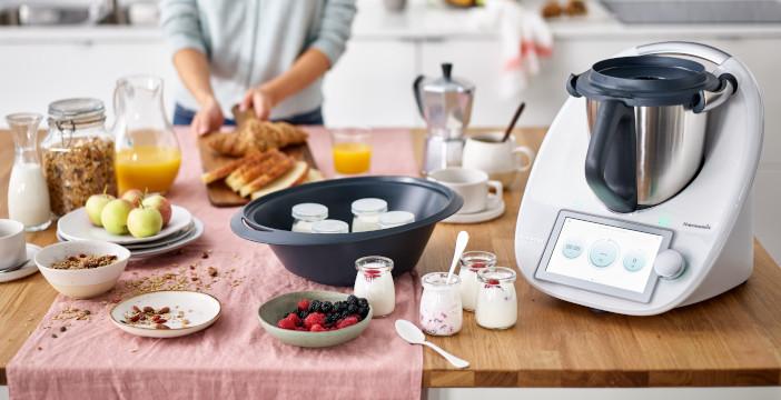 Bimby Tm6 il robot da cucina ti dice quando un piatto