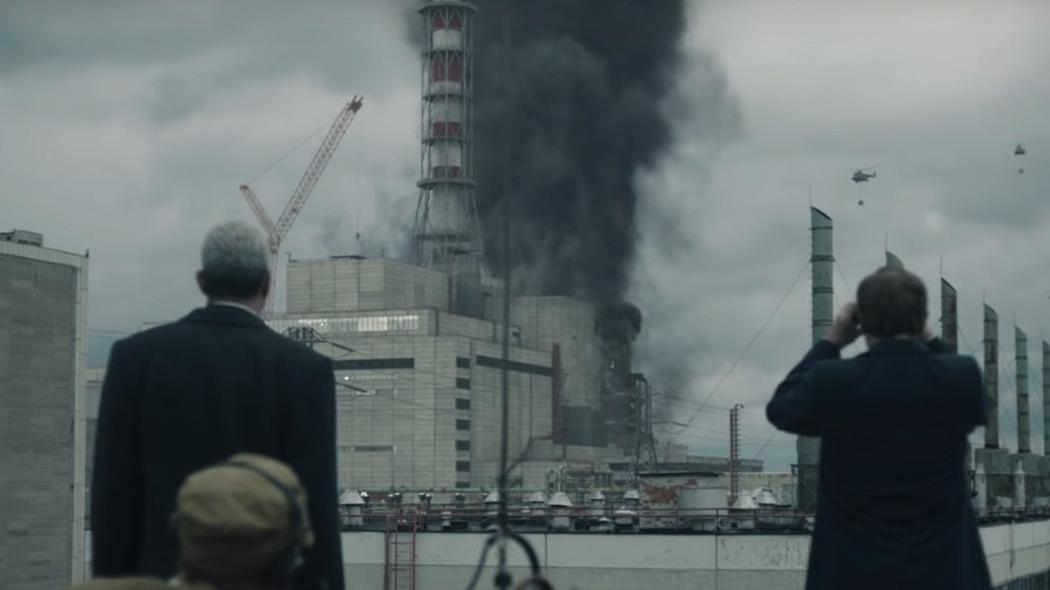 Risultati immagini per chernobyl hbo